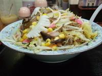 「大盛ちゃんぽん(麺300g、野菜770g)」@伊万里ちゃんぽんの写真