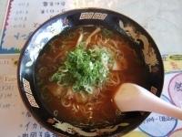 「醤油ラーメン」@餃子の王将 敦賀店の写真