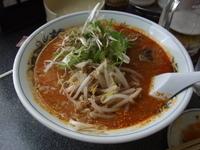 「坦々麺」@中華料理 萬々亭の写真