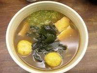 「京風カレー中華そば」@京のカレーうどん 味味香の写真