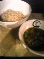 「鶏白湯つけ麺」@らーめん愉悦処 鏡花の写真