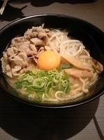 「肉玉そば(味噌) 小」@CHU-BO-YAの写真