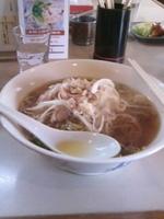「鶏ガラ中華ラーメン」@中国料理 華祥の写真