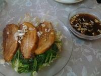 「つけ麺」@味功の写真