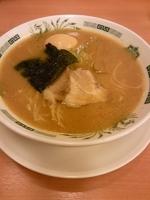 「味玉味噌ラーメン」@中華食堂日高屋 相模大野店の写真