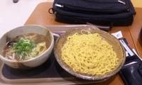 「つけめん」@越後秘蔵麺 無尽蔵 花園家の写真