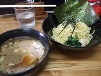 「つけ麺」@家系らーめん澤井の写真