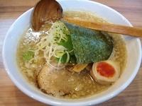 「背脂ニボシら~めん(¥750)」@極麺 大森の写真