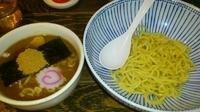 「もりつけ麺」@ハッスルラーメンホンマ 日本橋浜町店の写真