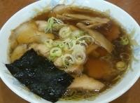 「チャーシューメン+焼餃子」@蕃龍の写真