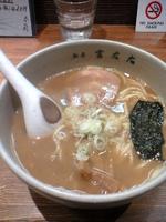 「らーめん:700円」@麺屋吉左右の写真