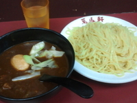 「カレーつけめん大(昼夜限定15食?)」@萬馬軒の写真