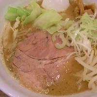 「味噌らーめん 並」@づゅる麺 AOYAMAの写真