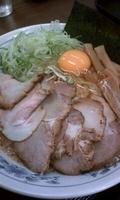 「油そば(並)【650円】」@東池袋大勝軒直伝 金太郎 綱島店の写真