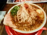 「紀州湯浅吟醸醤油ラーメン」@麺屋 ひしおの写真