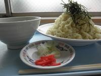 「つけ麺+大盛 「700円+100円」」@つどい亭の写真