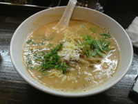 「特製担々麺」@好麺の写真
