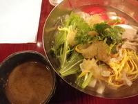 「冷やし刀削麺」@刀削麺荘 ヨドバシ横浜店の写真