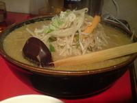 「味噌ラーメン」@ラーメン桐生 笠懸店の写真