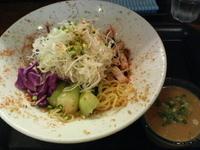 「冷し味噌味禅(6月限定)」@らー麺屋 バリバリジョニーの写真