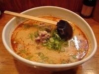 「担々麺」@麺みやざわの写真