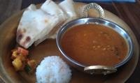 「チーズナンランチ(ダールカレー)」@asiandining&bar  khushiの写真