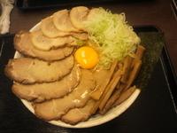 「油そば大肉マシ(¥950)」@東池袋大勝軒直伝 金太郎 綱島店の写真