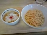 「泡つけ麺(大盛)750円」@つけ麺 麺也 時しらずの写真