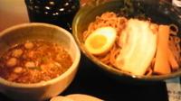 「全粒粉つけ麺(790円)」@ごまめ家 安城店の写真