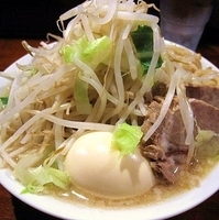 「ラーメン+味玉(クーポン)…680円」@ラーメンむねやの写真