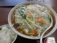 「生馬麺(750円)」@中華料理 栄福の写真