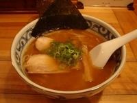 「鯛だしそば」@鯛だしそば・つけ麺 はなやまの写真