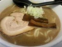 「らぁ麺  680円」@自家製太打麺 せい拉 行徳駅前店の写真