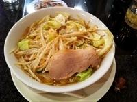 「野菜たっぷりタンメン」@濃厚とんこつラーメン 芦家の写真