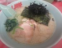 「塩チャーシュー麺+岩海苔 【820円+100円】」@山岡家 東松山店の写真