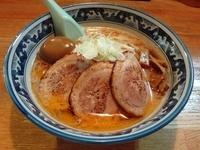 「味噌ラーメン(750円)+チャーシュー2枚+味玉」@麺や 樽座 小宮店の写真