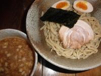 「海老つけ麺 「850円」」@井之上屋の写真