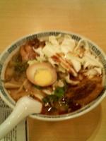 「太肉麺950円」@くまもと桂花ラーメン ふぁんてんの写真