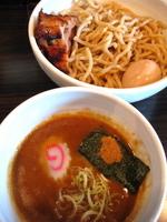 「味玉濃厚つけ麺¥850・中盛¥50」@麺屋繁の写真