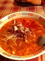 「タンタン麺」@福楼の写真
