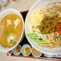 「ミルキー族の幻の華麗なる!つけ麺 ¥890」@丸直の写真