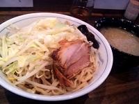 「ツケラハ 麺冷しタイプ ノーマルバージョン@750」@エリートジャンキー ラハメン三郎の写真