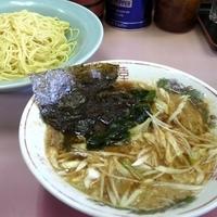 「ネギつけ麺 750円」@ラーメンショップ 鹿浜の写真