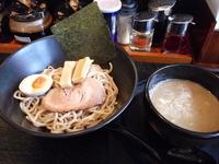 「魚介豚骨つけめん 700円」@麺屋 ゴ→ゴ→ラ~メンの写真