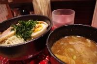 「特製魚介醤油つけめん (1.5玉 300g) 1,000円」@京つけめん つるかめ 本店の写真
