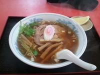 「ラーメン(450円)」@中華料理 喜楽の写真