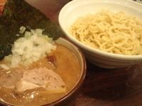 「特製つけめん並」@濃厚中華そば・つけ麺 なおじの写真