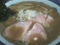 「ラーメン(魚だし)700円」@つけ麺 目黒屋の写真
