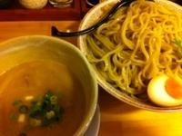 「鶏濃厚つけ麺」@はなふくの写真