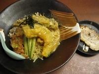 「季節限定ゴマ味噌冷やし780円(炙りチャーシュー無料)」@麺場 龍吟の写真
